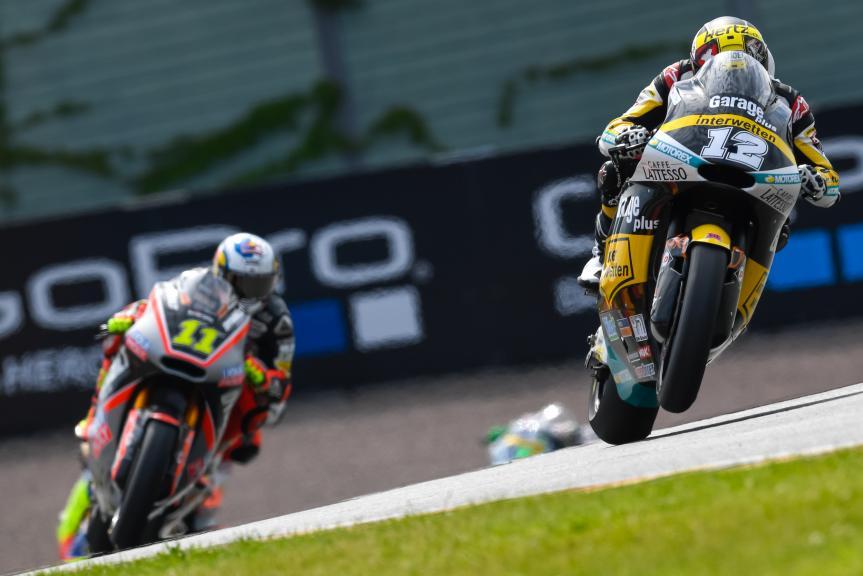 Sandro Cortese, Dynavolt Intact GP, GoPro Motorrad Grand Prix Deutschland