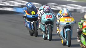 The third Free Practice session of the Moto3™ World Championship at the #GermanGP.