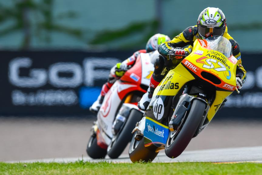 Edgar Pons, Paginas Amarillas HP 40, GoPro Motorrad Grand Prix Deutschland