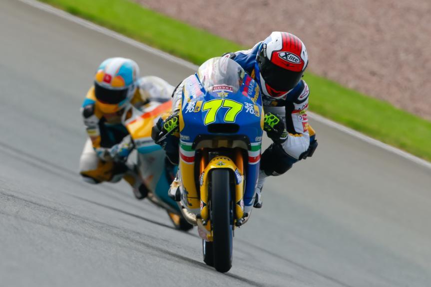 Lorenzo Petrarca, 3570 Team Italia, GoPro Motorrad Grand Prix Deutschland