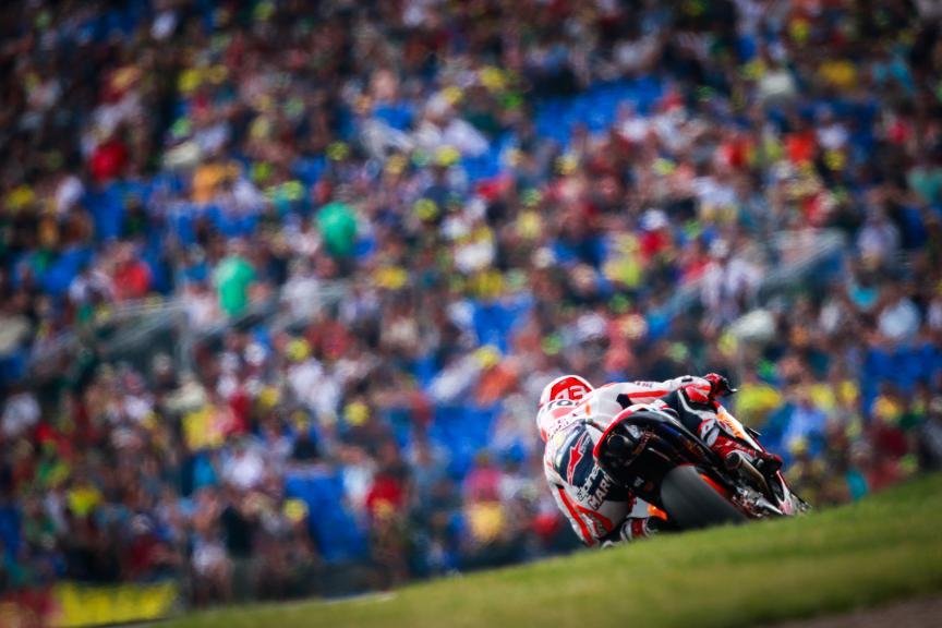 Marc Marquez, Repsol Honda Team, GoPro Motorrad Grand Prix Deutschland