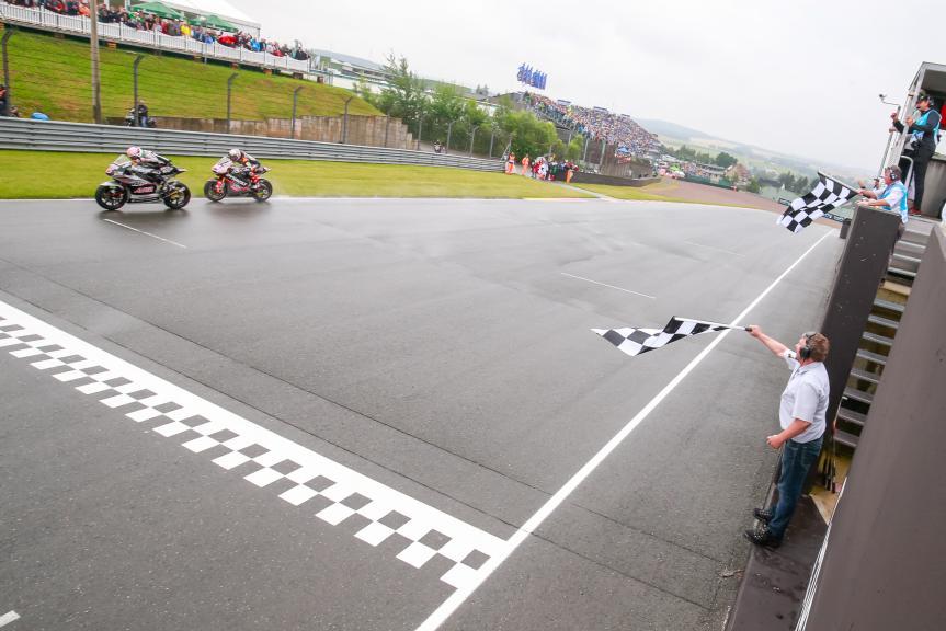 Johann Zarco, Jonas Folger, GoPro Motorrad Grand Prix Deutschland