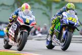 Valentino Rossi, Hector Barbera, GoPro Motorrad Grand Prix Deutschland