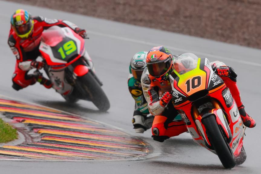 Luca Marini, Xavier Simeon, GoPro Motorrad Grand Prix Deutschland