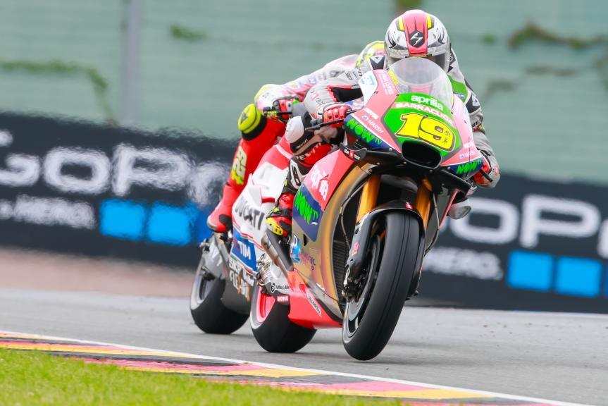 Alvaro Bautista, Aprilia Racing Team Gresini, GoPro Motorrad Grand Prix Deutschland