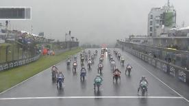 The full race session of the Moto3™ World Championship at the #GermanGP.