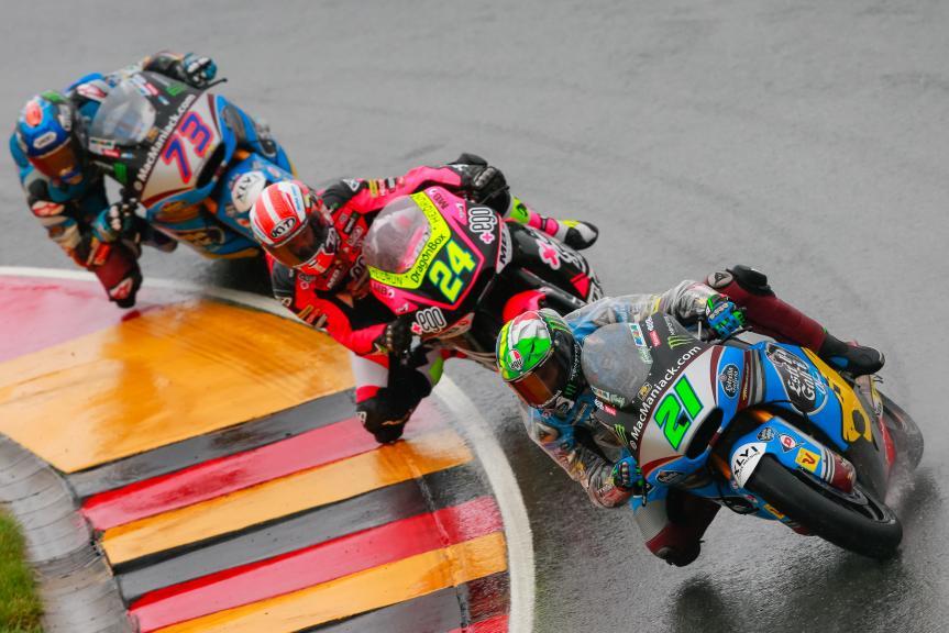 Franco Morbidelli, Simone Corsi, GoPro Motorrad Grand Prix Deutschland