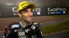 Zarco domina la volta finale contro Folger e fa suo il Sachsenring.