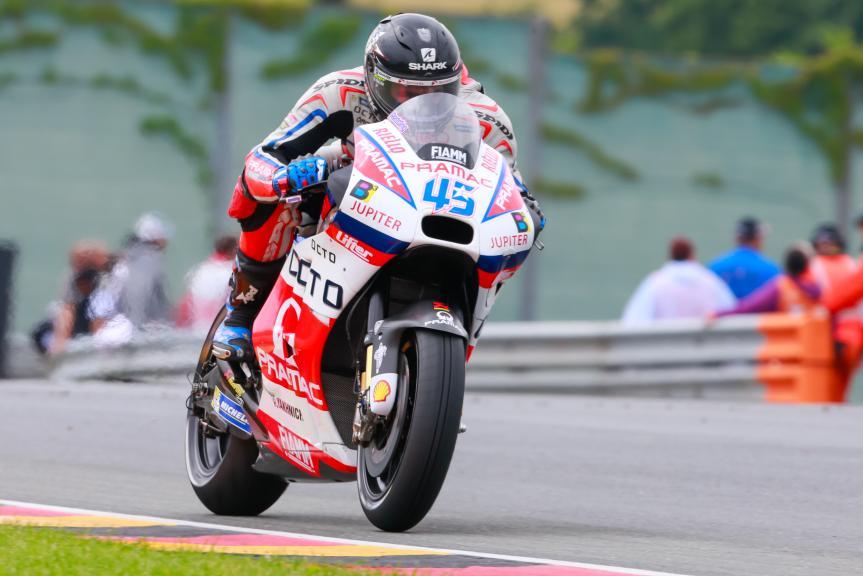 Scott Redding, OCTO Pramac Yakhnich, GoPro Motorrad Grand Prix Deutschland