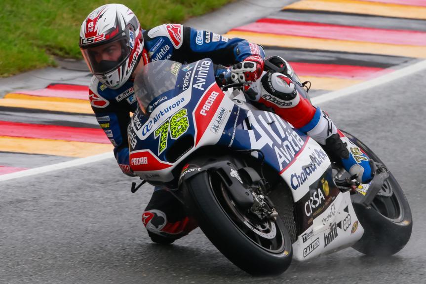 Loris Baz, Avintia Racing, GoPro Motorrad Grand Prix Deutschland