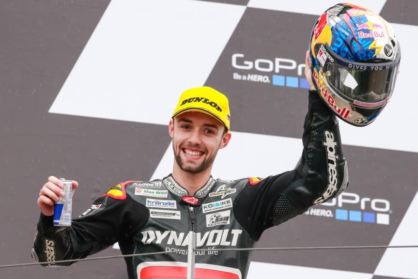 Jonas Folger, Dynavolt Intact GP, GoPro Motorrad Grand Prix Deutschland