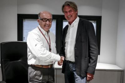 L'Allemagne restera au calendrier du MotoGP™ jusqu'en 2021
