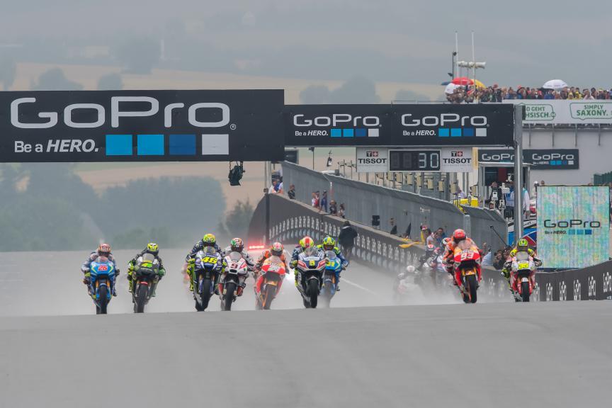 MotoGP, GoPro Motorrad Grand Prix Deutschland