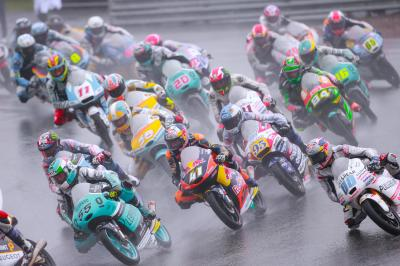 Mid-season improvers and losers: Moto3™