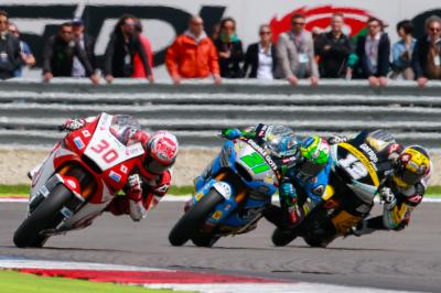 Mid-season improvers and losers: Moto2™