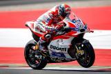 Andrea Dovizioso, MotoGP Private Test Austria © Alex Farinelli