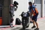 Thomas Luthi, MotoGP Private Test Austria © Marco Guidetti