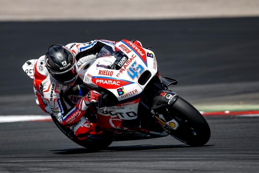 Scott Redding, MotoGP Private Test Austria © Alex Farinelli
