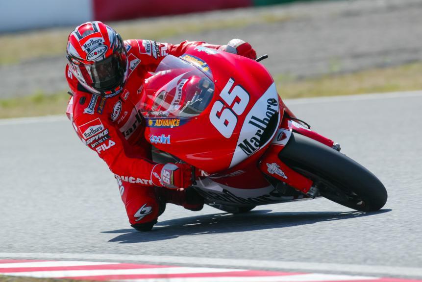 Ducati Desmosedici GP3 Capirossi 2003