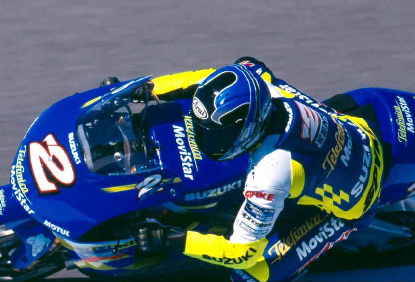 Suzuki RG500 Gamma, Kenny Roberts, 2000