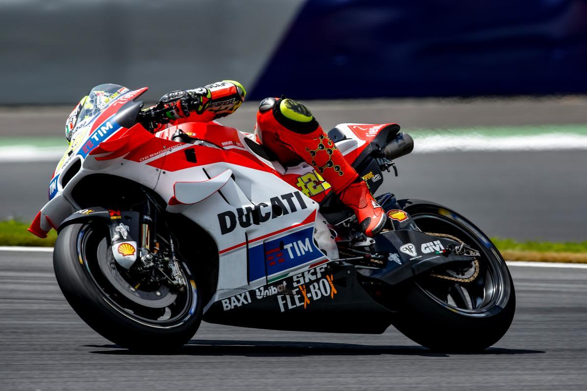 Ducati dominate two-day Austrian MotoGP™ test | MotoGP™