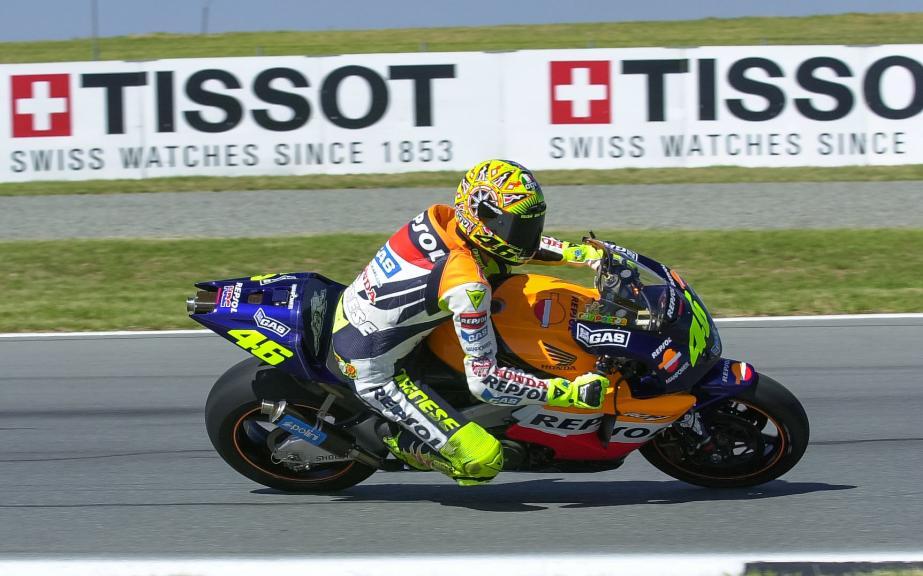 Honda RC211V, Rossi 2002