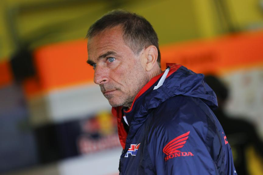 Livio Suppo, Honda Team Manager
