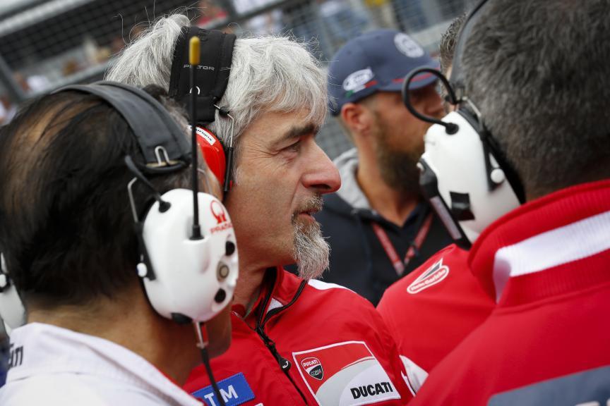 Luigi dall'Igna, Ducati Team Manager