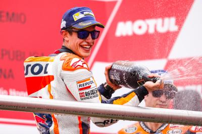 Key Moments 2016: Marquez