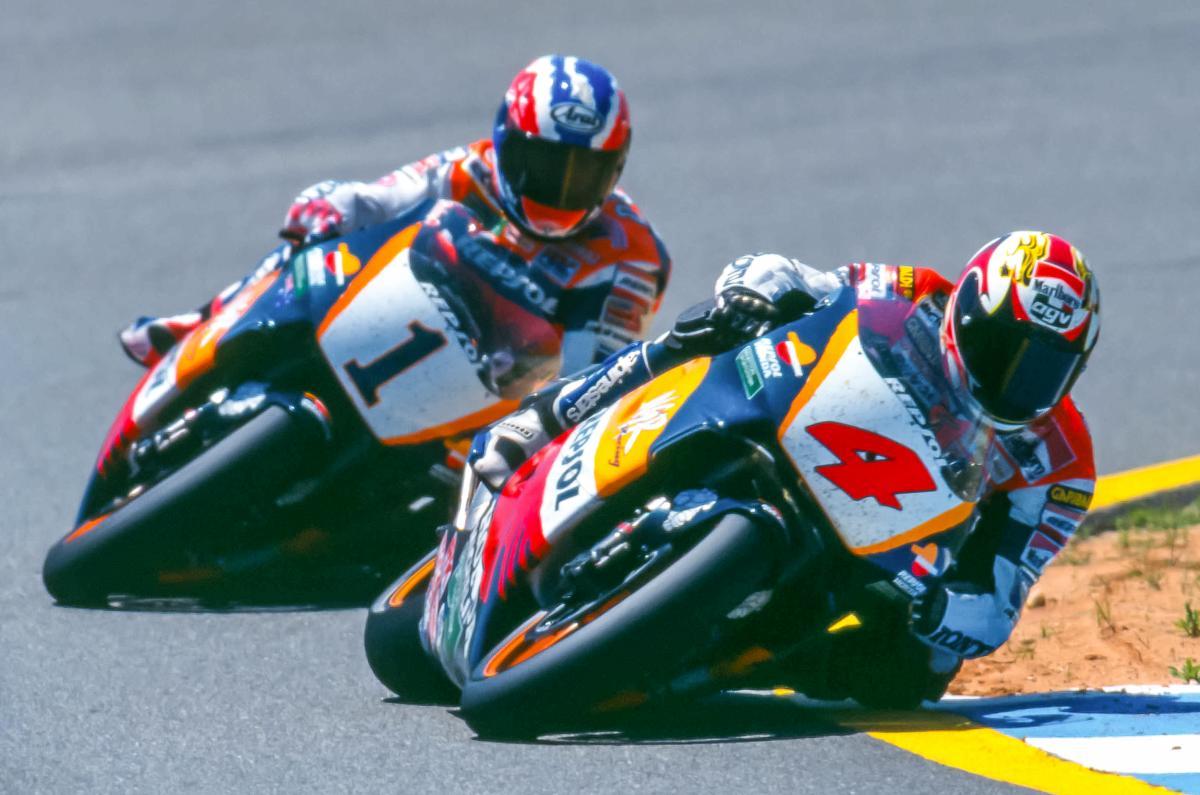 Legendary Bikes: Honda NSR500 (1984 - 2001)   MotoGP™