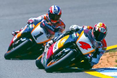 Motos de légende : Honda NSR500 (1984 - 2001)