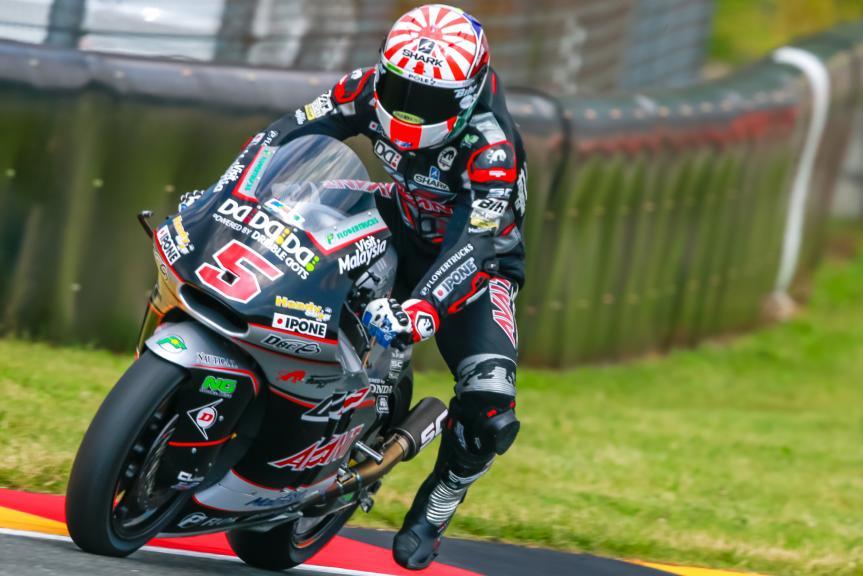 Johann Zarco, Ajo Motorsport, GoPro Motorrad Grand Prix Deutschland