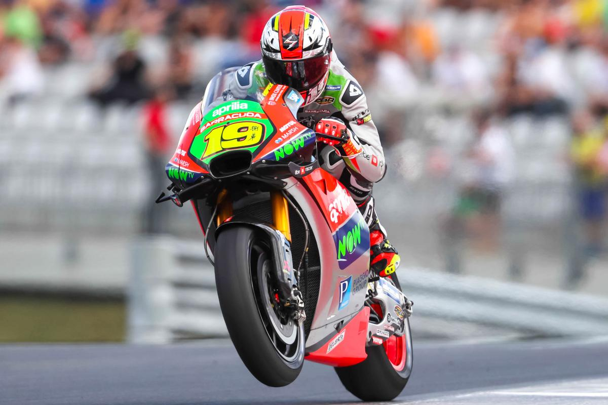 """Bautista: """"You need a lot of engine"""" 