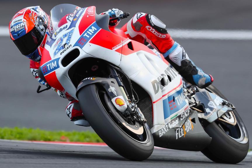 Casey Stoner, MotoGP Private Test Austria © Marco Guidetti