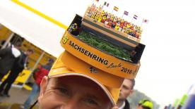 An alternative look at the happenings behind the scenes at the #GermanGP, including all the best oddities & outtakes.