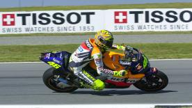 A look back at Valentino Rossi's Honda RC211V that propelled him to two MotoGP™ World Championships in 2002 & 2003.