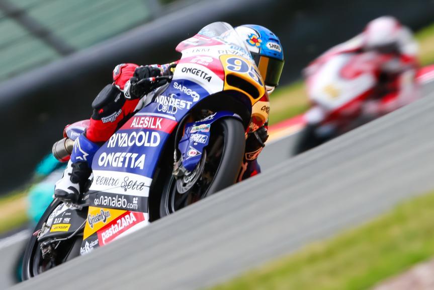 Jules Danilo, Ongetta-Rivacold, GoPro Motorrad Grand Prix Deutschland