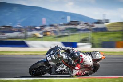 KTM rinde a buen nivel en el test