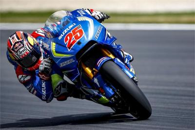 "Viñales: ""It is a typical on/off track"""