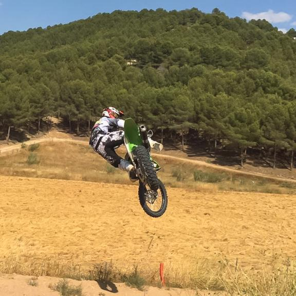 Pull & Bear Aspar Team Riders Holiday Diary