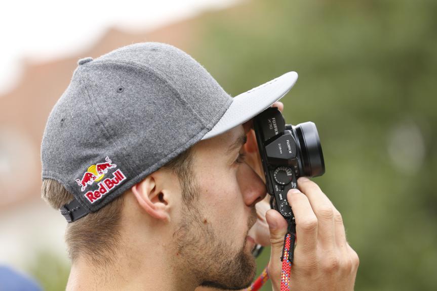 Pre-Event NeroGiardini Motorrad Grand Prix von Österreich