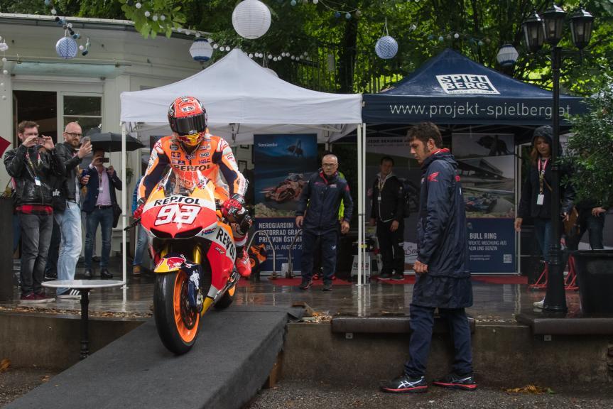 Pre-Event NeroGiardini Motorrad Grand Prix von Österreich, © Rafa Marrodan