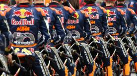 An in-depth look at the Red Bull MotoGP Rookies Cup, which provides young riders a chance to showcase their talent on the world stage.