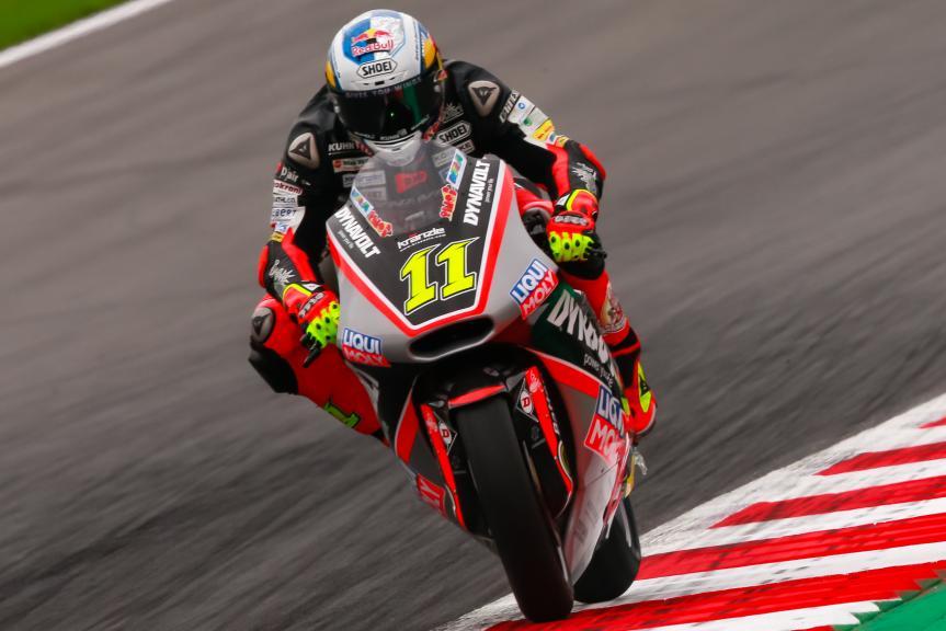 Sandro Cortese, Dynavolt Intact GP, NeroGiardini Motorrad Grand Prix von Österreich