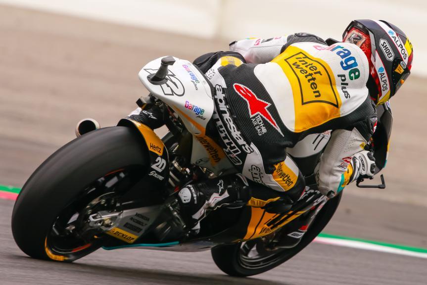Thomas Luthi, Garage Plus Interwetten, NeroGiardini Motorrad Grand Prix von Österreich