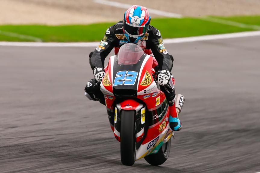 Marcel Schrotter, AGR Team, NeroGiardini Motorrad Grand Prix von Österreich