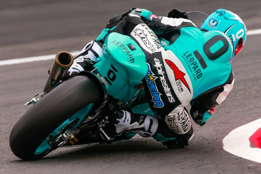 Miguel Oliveira, Leopard Racing, NeroGiardini Motorrad Grand Prix von Österreich