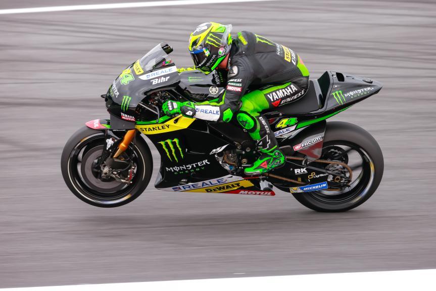 Pol Espargaro, Monster Yamaha Tech 3, NeroGiardini Motorrad Grand Prix von Österreich