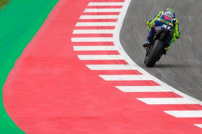Rossi: 'The tyres are better than the test'