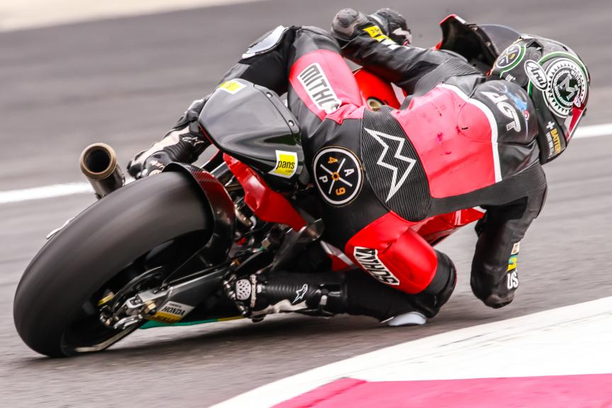 Axel Pons, AGR Team, NeroGiardini Motorrad Grand Prix von Österreich